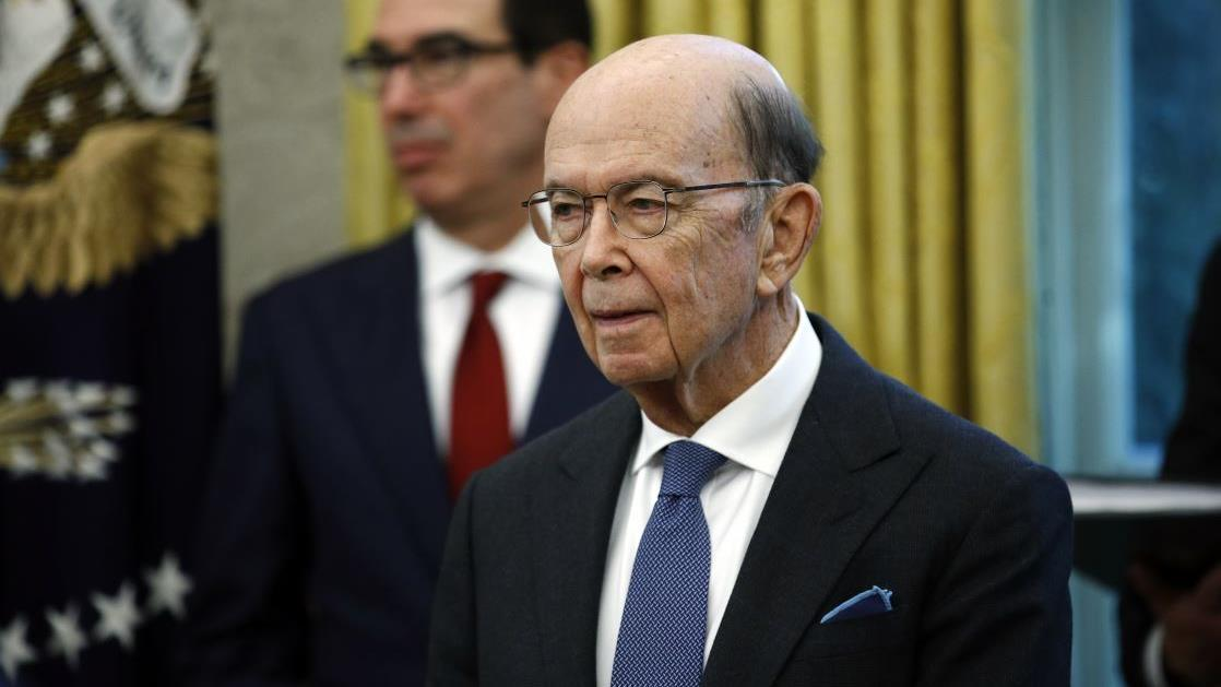 Secretary of Commerce Wilbur Ross discusses China trade negotiations and the tariffs Trump has placed on Brazil and Argentina.
