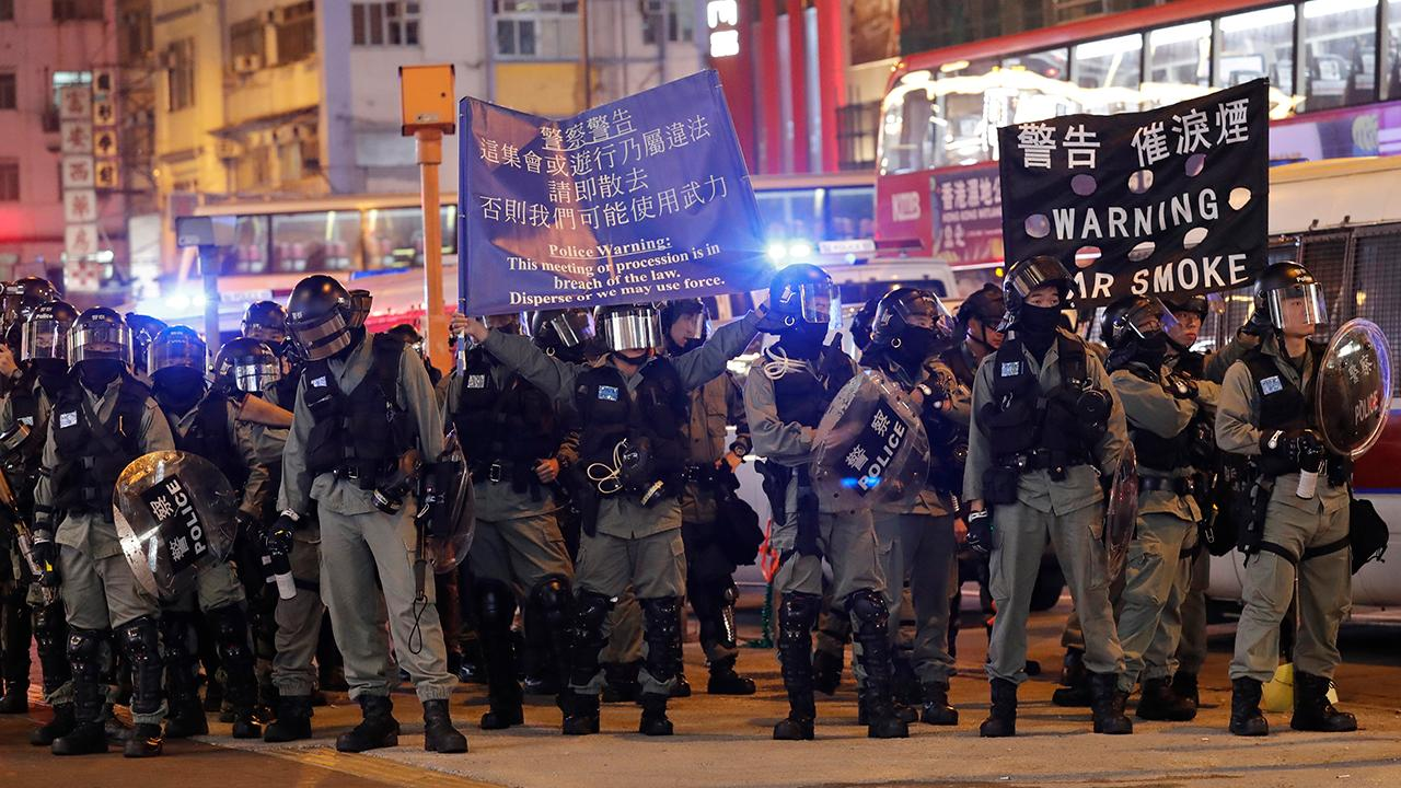 Rand Corporation policy analyst Soo Kim talks about the ongoing protests.