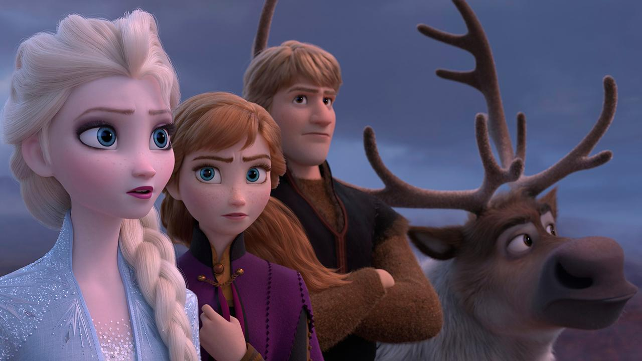 Morning Business Outlook: Disney's ice princess sequel 'Frozen 2' tops the box office for a second time and sets a record on Thanksgiving weekend; Cyber Monday spending expected to hit almost $9.5 billion while shoppers spent a record $7.4 billion online on Black Friday.