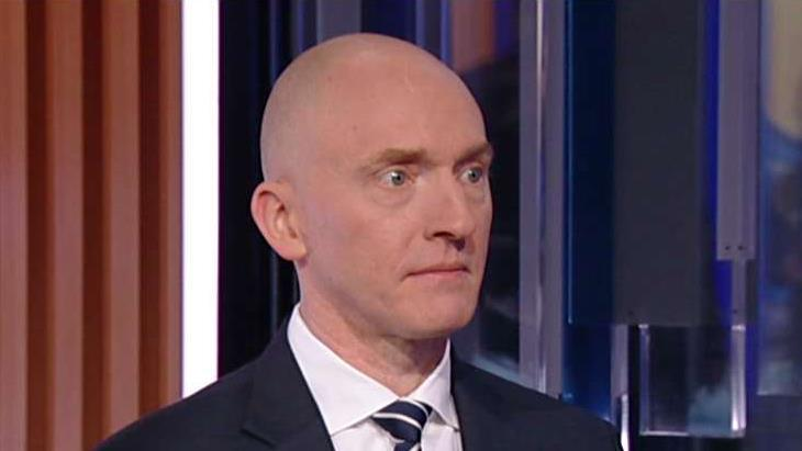 Former Trump foreign policy adviser Carter Page discusses Inspector General Michael Horowitz's testimony on Capitol Hill.