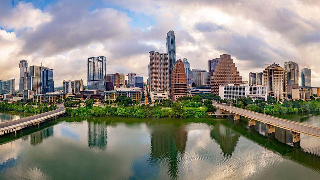 Austin Mayor Steve Adler, (D-Texas), discusses his city being named the best place to start a business and the growth of the tech industry in Austin.