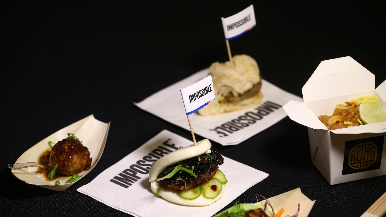 Impossible Foods CFO David Lee talks about testing plant-based pork and the benefits of doing so.