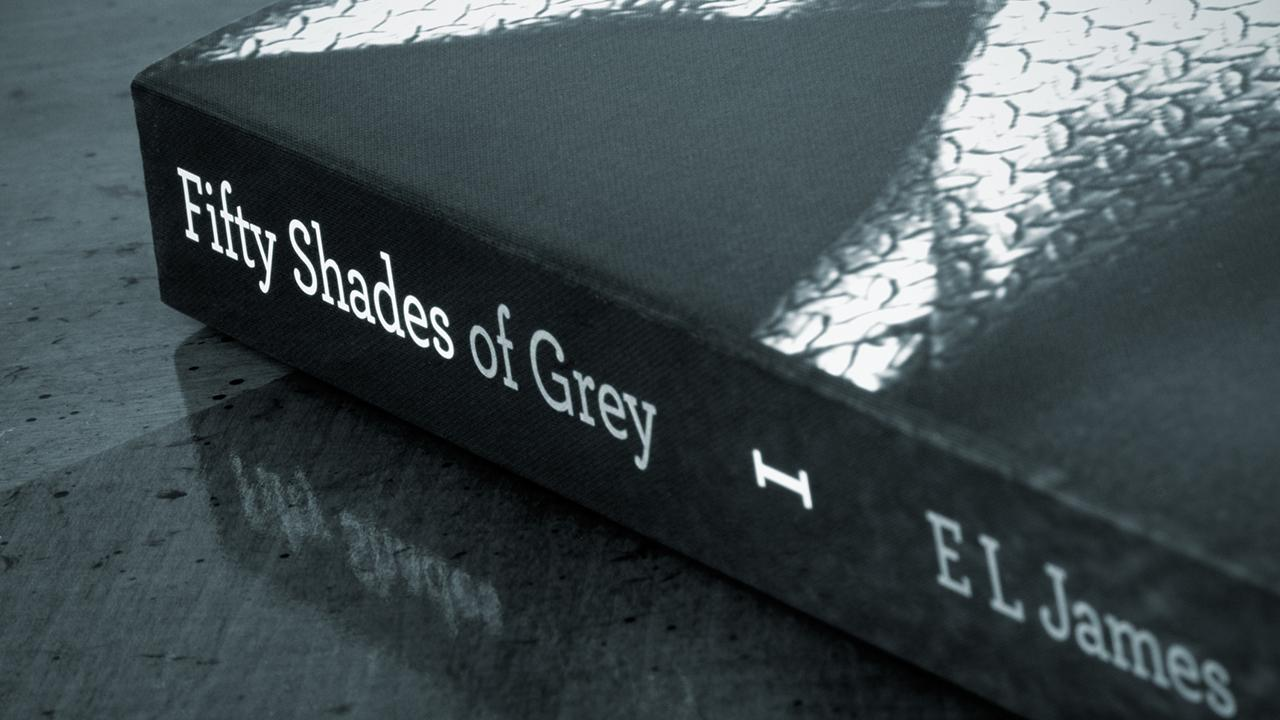 'Fifty Shades of Grey' trilogy has been named the best books of the decade based on copies sold.