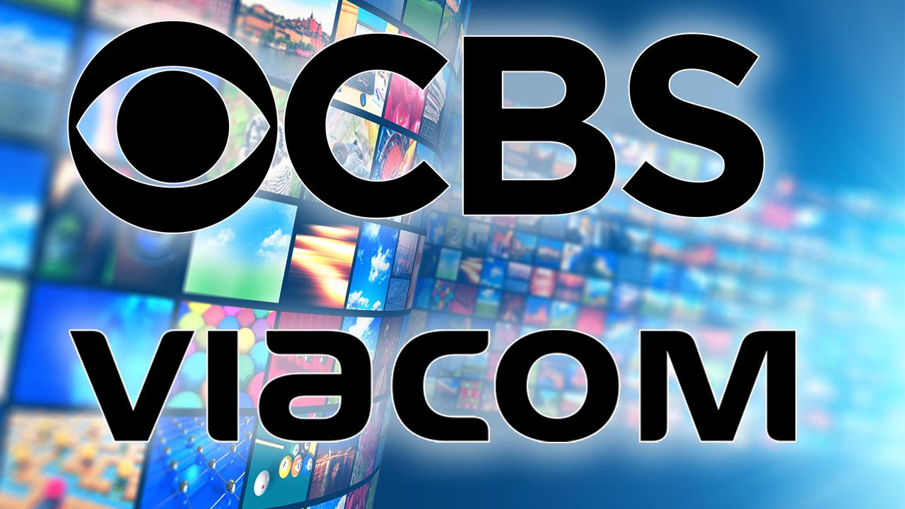 FOX Business' Charlie Gasparino reports on the latest news surrounding the ViacomCBS merger.