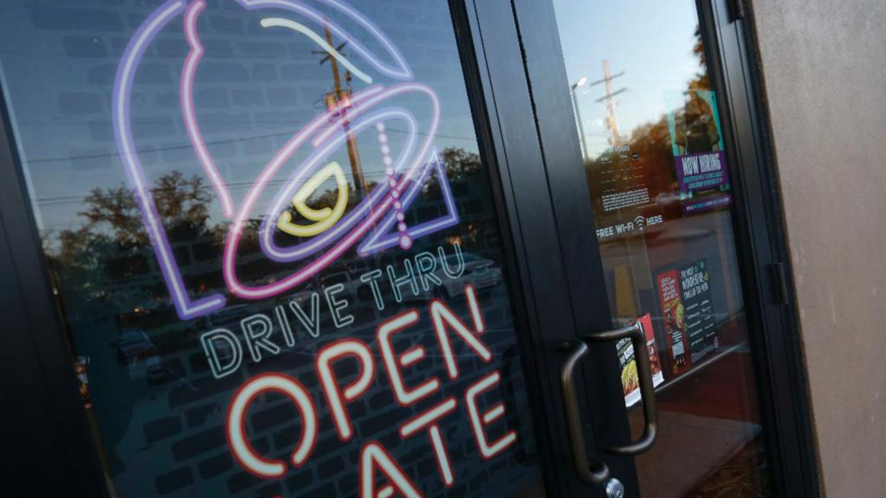 FOX Business' Jeff Flock with more on Taco Bell inflating managers' salaries.