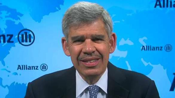 Allianz Chief Economic Adviser Mohamed El-Erian discusses phase one of the China trade deal, investing in the market and his op-ed on the New England Patriots' loss.