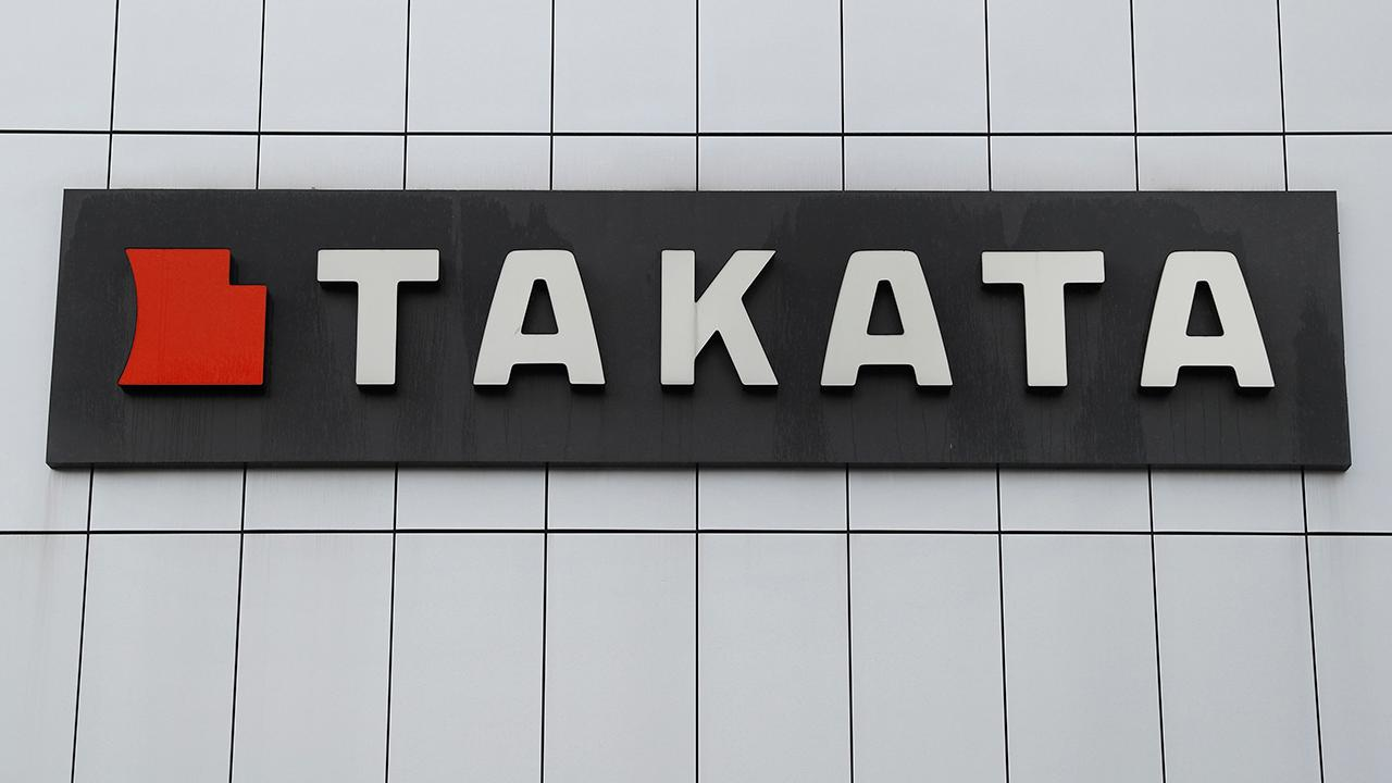 Fox Business Briefs: Takata recalls 10 million more airbags amid fears they may explode due to defective inflators; Virgin Galactic reports that all major structural elements of its second rocket plane have been assembled.