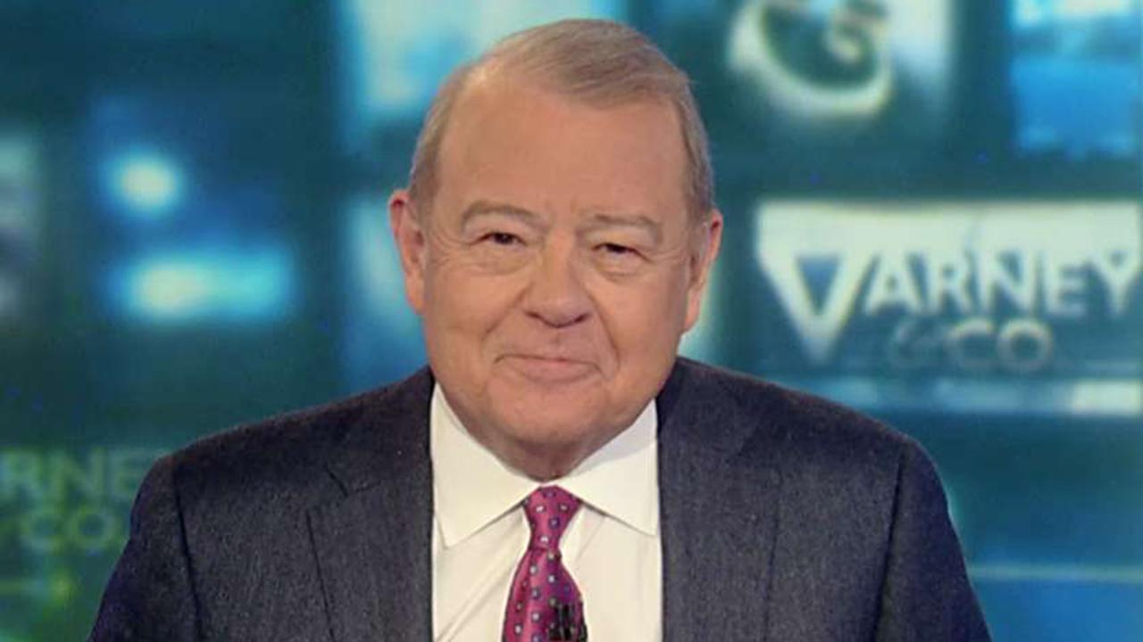FOX Business' Stuart Varney on the mixed feelings in the media about Trump taking out Iranian general Qassem Soleimani.