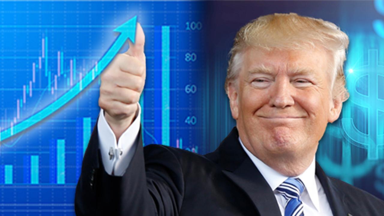 Treasury Department Assistant Secretary for Public Affairs Monica Crowley discusses President Trump's plan for economic freedom.