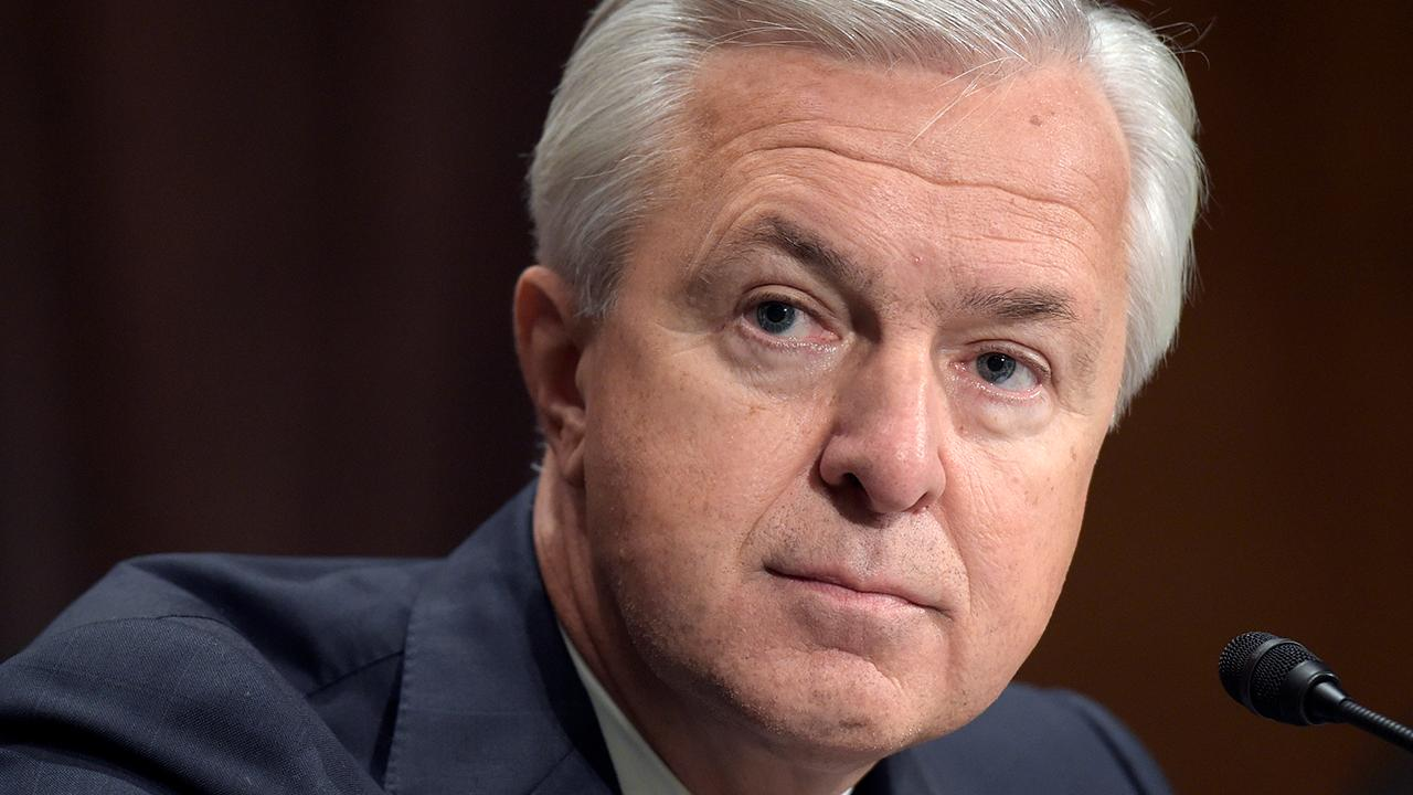 Morning Business Outlook: Former Wells Fargo CEO John Stumpf has been banned for life from the banking industry and must pay $17.5 million in fines.
