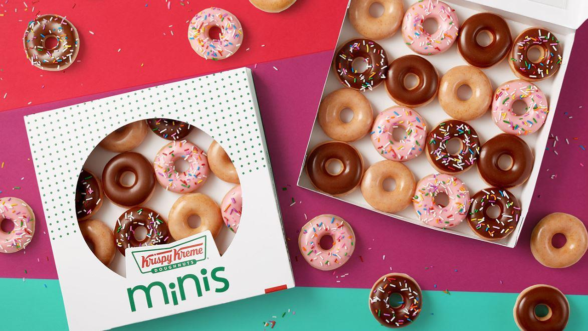 'Poplitics' host Alex Clark and Fox News' Carley Shimkus discuss Krispy Kreme's launching a line of low-calorie doughnuts.