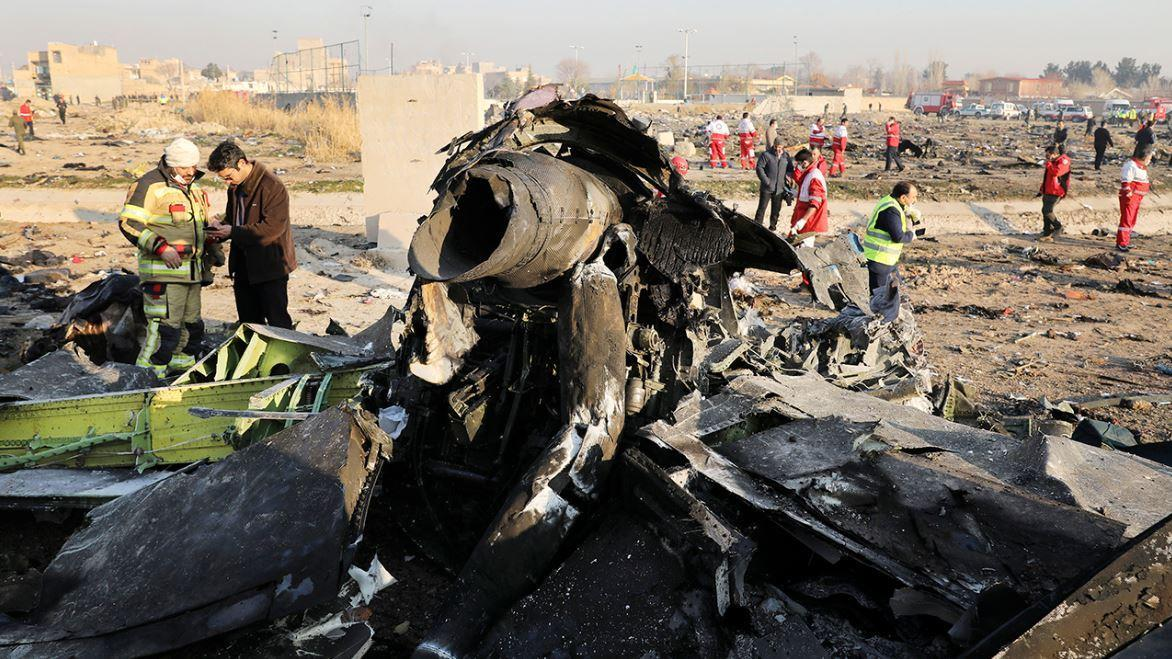 The Boeing 737 operated by Ukraine International Airlines crashed in Iran, killing everyone on board, but Iran refuses to give the plane's black box to Boeing. FOX Business' Jackie DeAngelis with more.