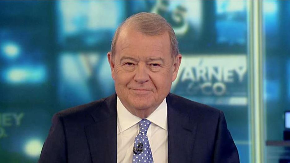 FOX Business' Stuart Varney on President Trump rolling from victory to victory as Democrats display their pettiness and division.