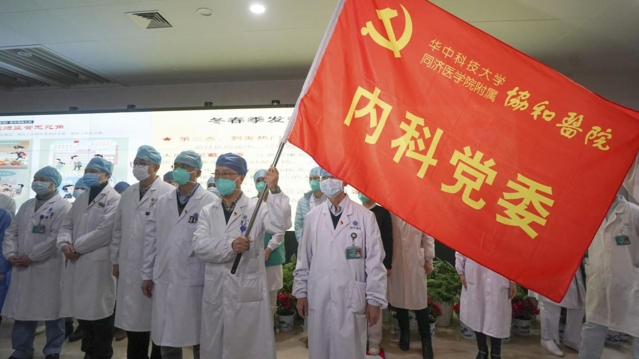 'The Coming Collapse of China' author Gordon Chang argues the Chinese government is understating the spread of coronavirus, that hundreds of thousands are likely to catch the disease and, as a result, the country's economy will suffer.