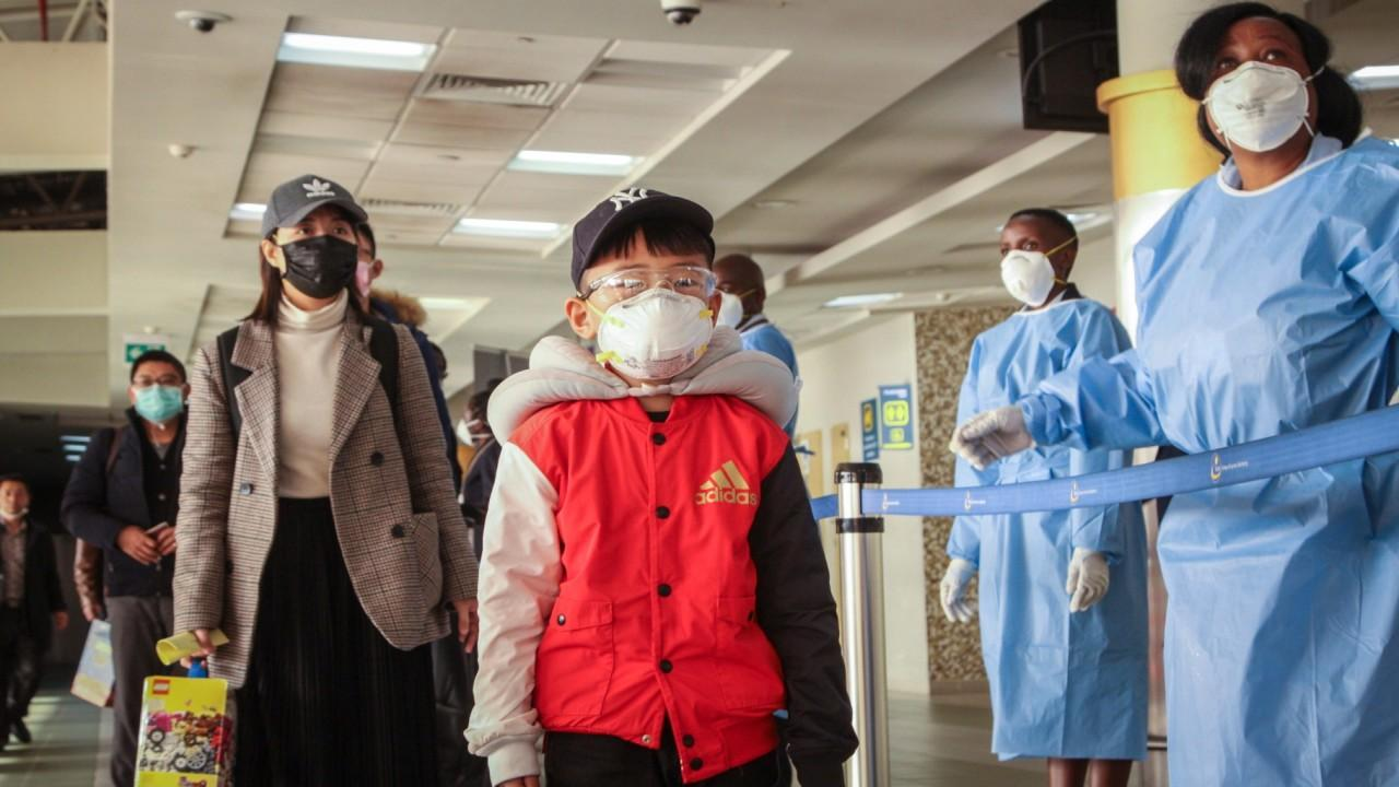 Center for Infectious Disease Research and Policy's Michael Osterholm, PhD, argues coronavirus will not be able to be contained and that within months the world will become like China is now.