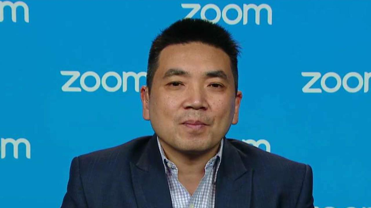 Zoom CEO and founder Eric Yuan discusses his company's video communication services, 2020 IPOs, the tech industry and his immigration story.
