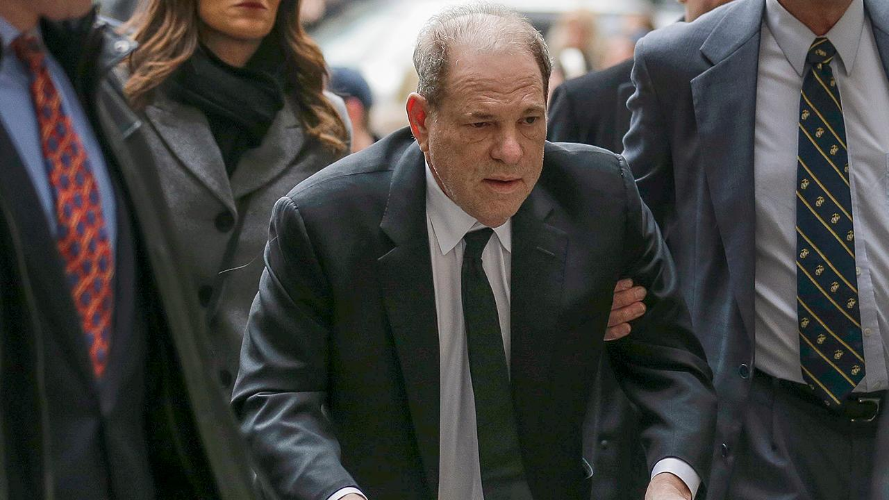 Jury selection is scheduled to start as the disgraced movie mogul faces allegations of raping a woman in 2013 and performing a forcible sex act on a different woman in 2006; Laura Ingle reports from the scene.