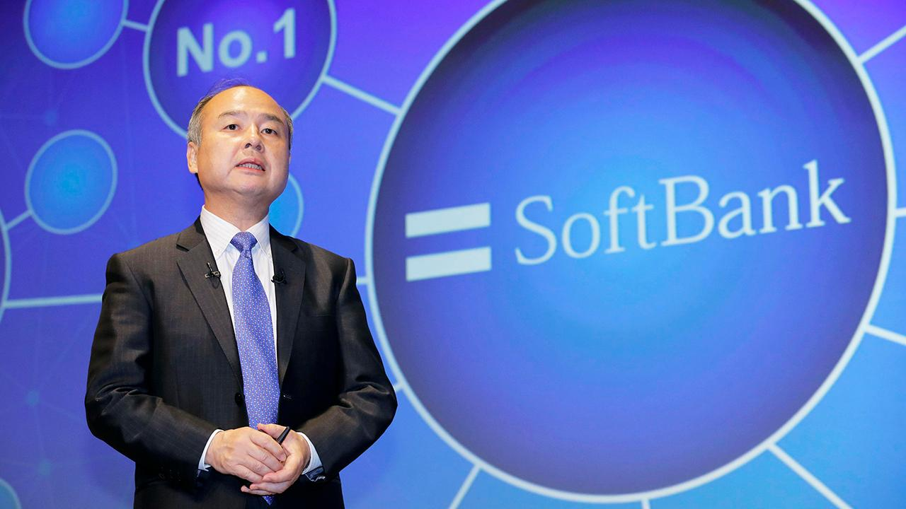 FOX Business' Charlie Gasparino says SoftBank CEO Masayoshi Son is reportedly scrambling to fix a vision fund amid high-profile losses such as WeWork.