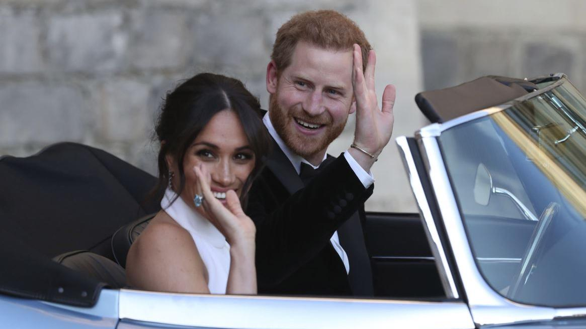 Meghan Markle, Prince Harry and their son Archie may moving to Canada but they still have obligations to the IRS. FOX Business' Ashley Webster with more.