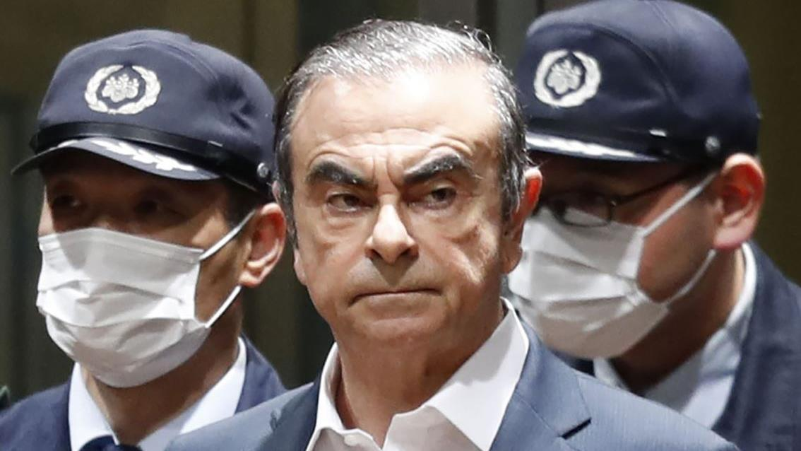 Government compliance attorney Seth Berenzweig discusses former Nissan CEO Carlos Ghosn's flight from Japanese justice.