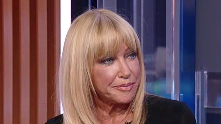 Actress Suzanne Somers discusses her new book 'A New Way to Age.'