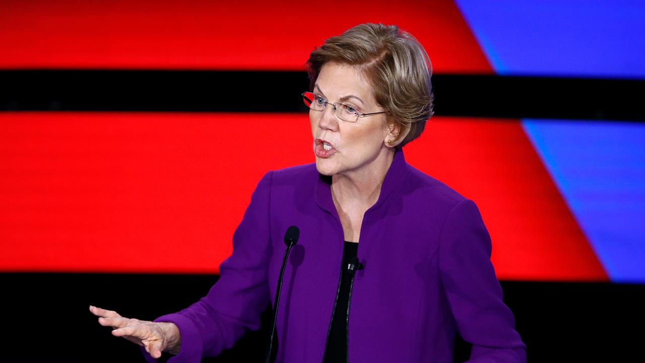 Billion-dollar portfolio manager and author David Bahnsen discusses how the U.S. would be impacted if Sen. Elizabeth Warren, D-Mass., wins in 2020.