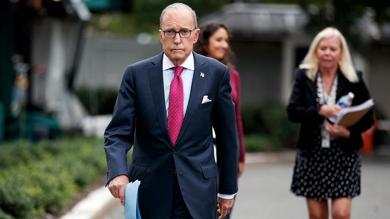 National Economic Council Director Larry Kudlow discusses options the Trump administration is considering for giving average Americans a financial break.