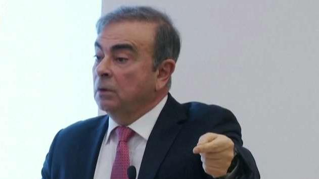 Former Nissan Chairman Carlos Ghosn discusses the collusion in the case and explains the authorities' reason for his arrest.