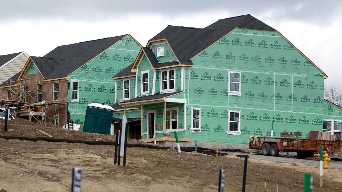 National Association of Home Builders CEO Jerry Howard argues the U.S. needs to build one million homes per year as home sales reach a two year high.