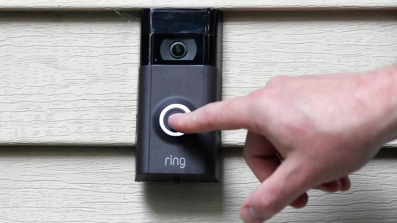 FOX Business' Hillary Vaughn, SentinelOne chief security adviser Morgan Wright and FOX Business contributor Gary Kaltbaum explain why putting security cameras in your home can actually be more dangerous.