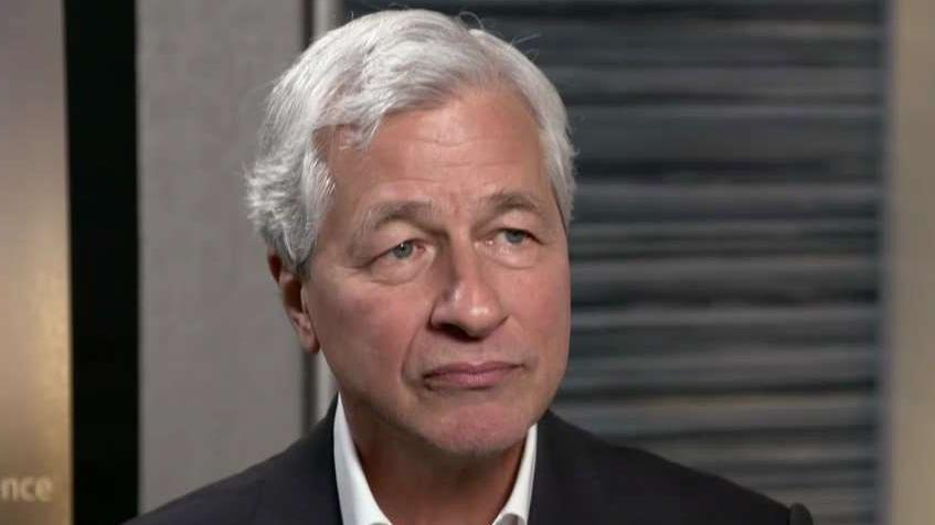 JP Morgan Chase CEO Jamie Dimon, in a wide-ranging exclusive interview, discusses the state of the U.S. economy and trade, the expansion of JP Morgan branches and the business of bank mergers.