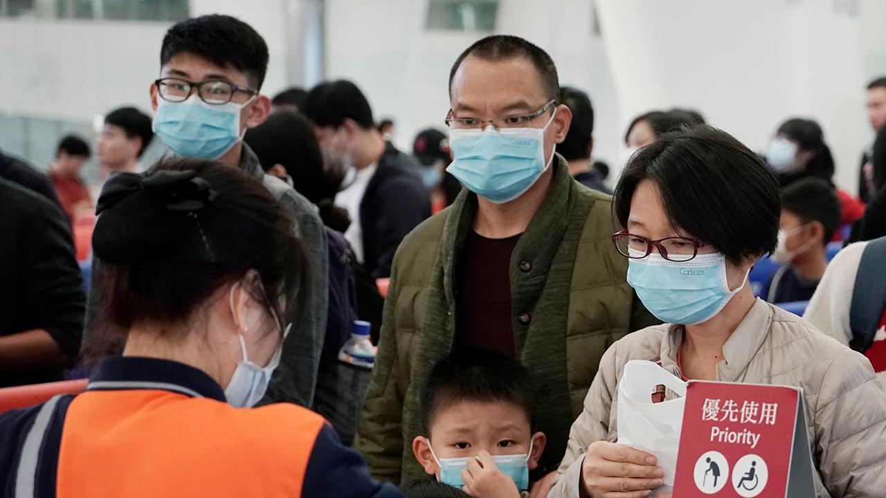 Doug Perez, an American living in Wuhan, China, discusses why he didn't travel back to the U.S. and points to various fears he has as coronavirus continues to spread throughout the country.
