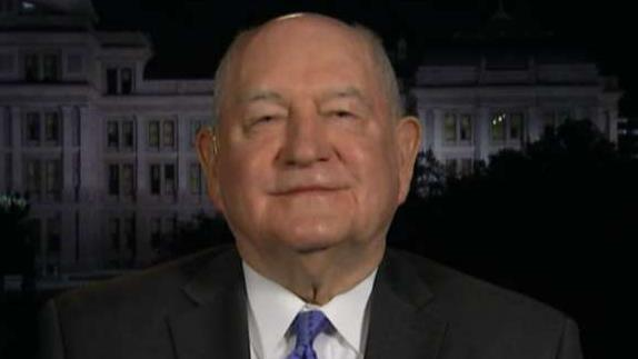 Agriculture Secretary Sonny Perdue discusses the impact of USMCA on farming and the price of produce.