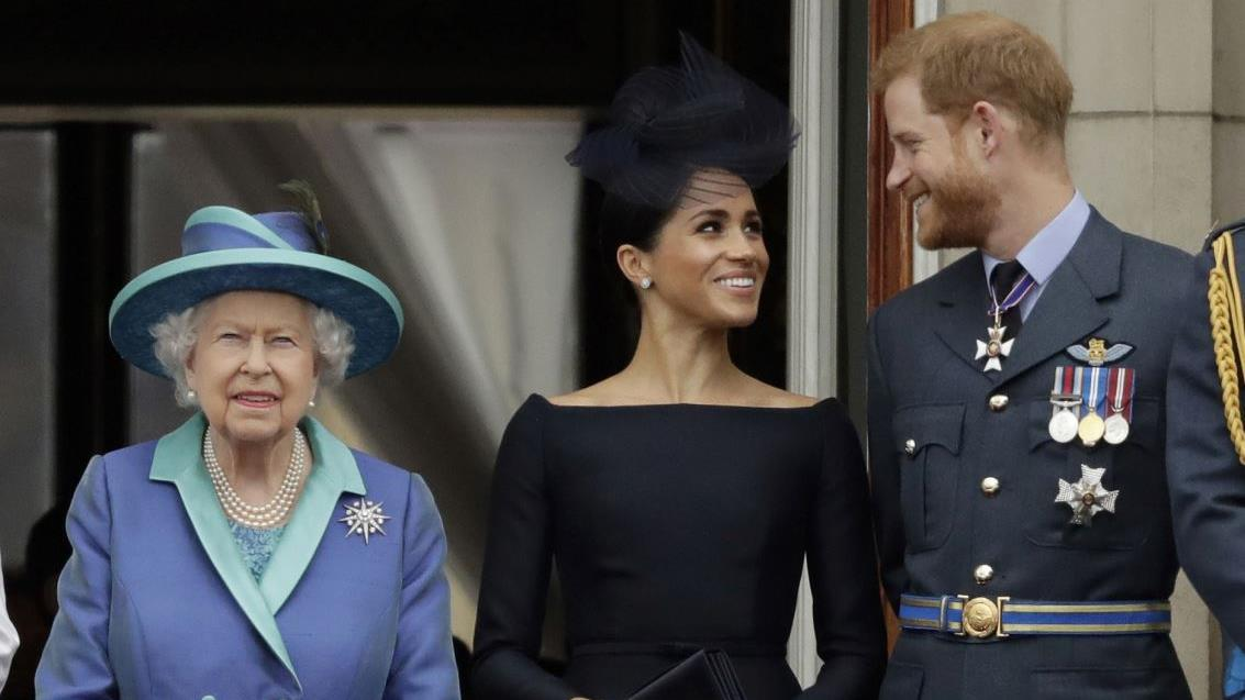 Royal expert Shannon Felton Spence discusses Prince Harry's stepping away from his royal obligations and Meghan Markle's father criticizing the couple for putting money ahead of duty.