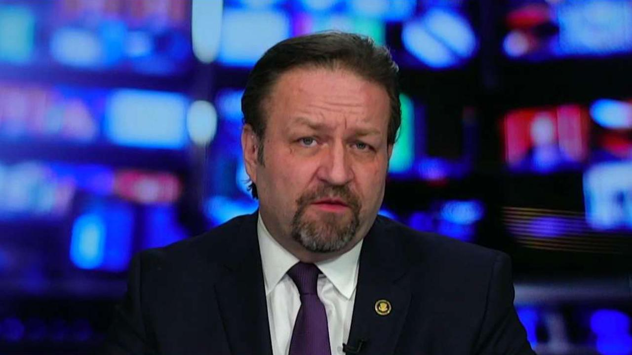 Former strategist to President Trump and 'America First' radio host Sebastian Gorka shares his reaction to the dozens of missiles fired from Iranian territory towards an Iraqi base that typically houses American forces.