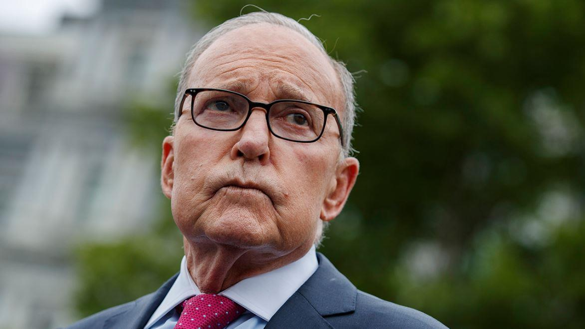 National Economic Council director Larry Kudlow discusses the state of the U.S. economy and President Trump's trade deals at the World Economic Forum in Davos.