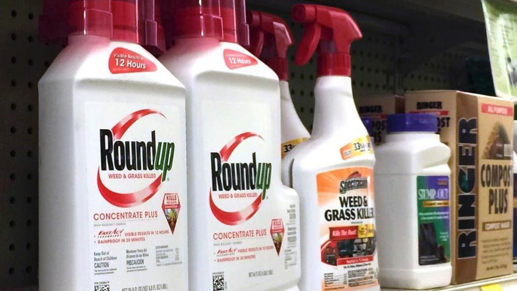 A fourth lawsuit has been filed against Bayer for cancer allegedly associated with its Roundup weed killer. FOX Business' Ashley Webster with more.