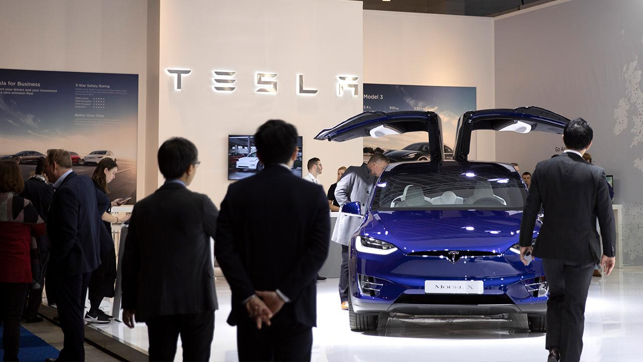 On Friday, the National Highway Traffic Safety Administration announced an investigation into Tesla due to reports its cars would suddenly and unintentionally speed up. Now, Tesla is calling those allegations 'completely false.'