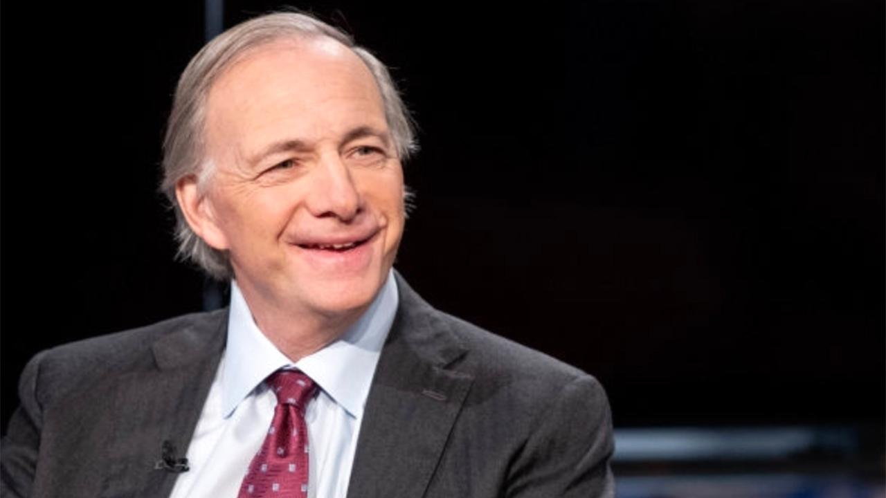 Bridgewater Associates founder Ray Dalio discusses tech and intellectual property theft in China at the World Economic Forum in Davos.