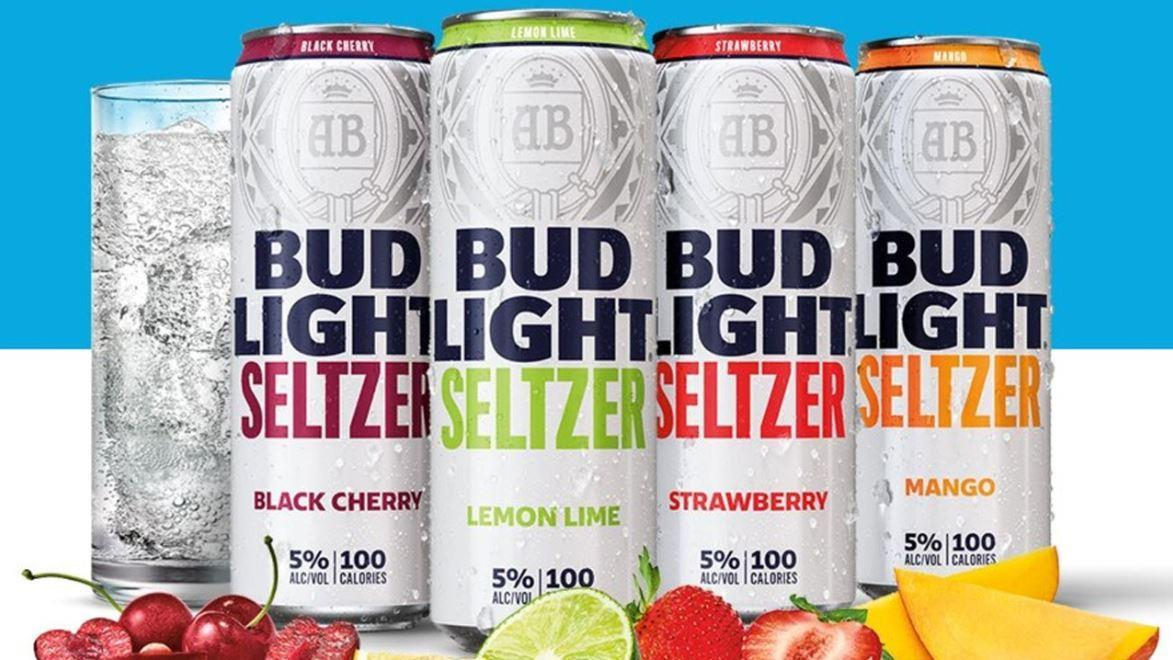 FOX Business' Grady Trimble reports from the Bud Light brewery as beer company enters the hard seltzer industry.