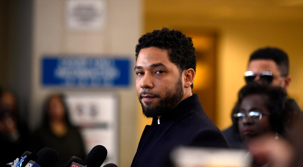 An Illinois judge ordered Google to release a year of Jussie Smollett's personal information including emails, pictures and other data.