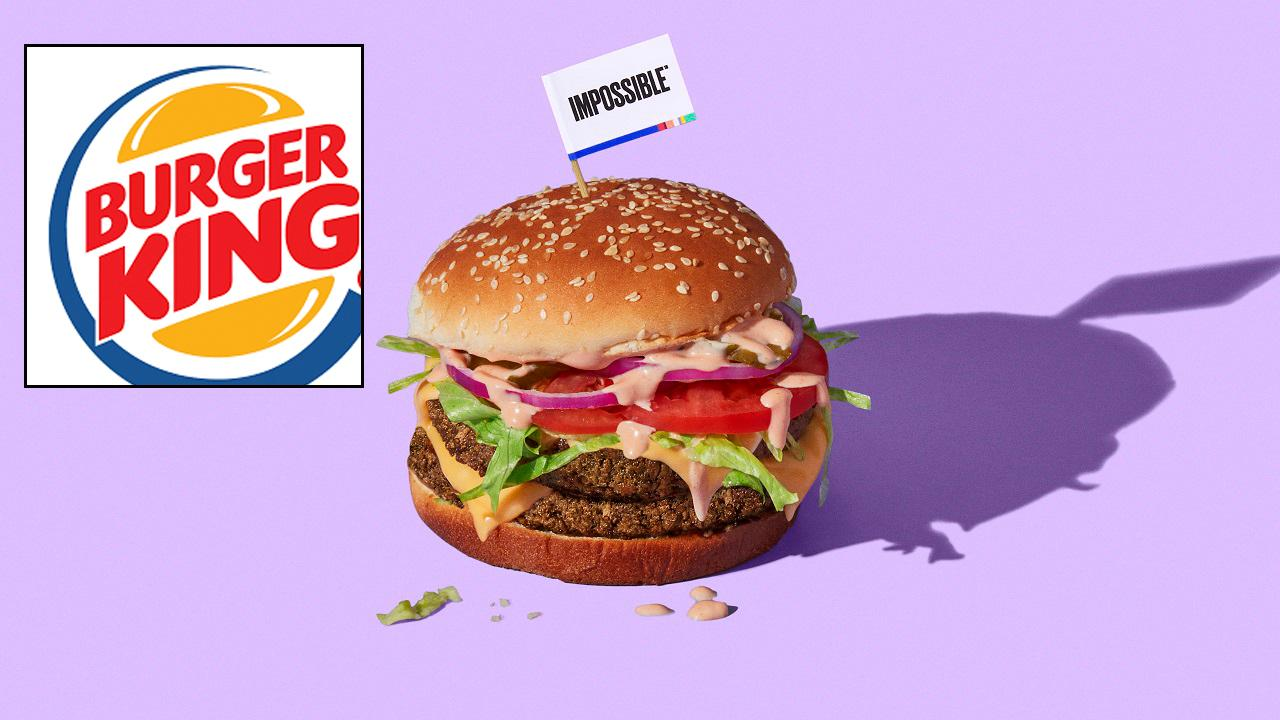 FOX Business' Deirdre Bolton breaks down how Burger King is rethinking their strategy on Impossible products.