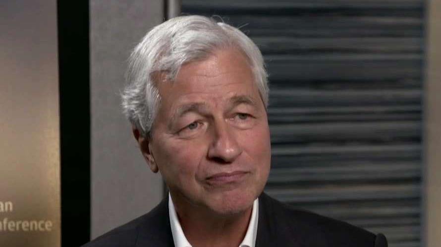 JP Morgan Chase  CEO Jamie Dimon, in a wide-ranging interview, discusses taxes and infrastructure, finding balance in politics and buying back stock.