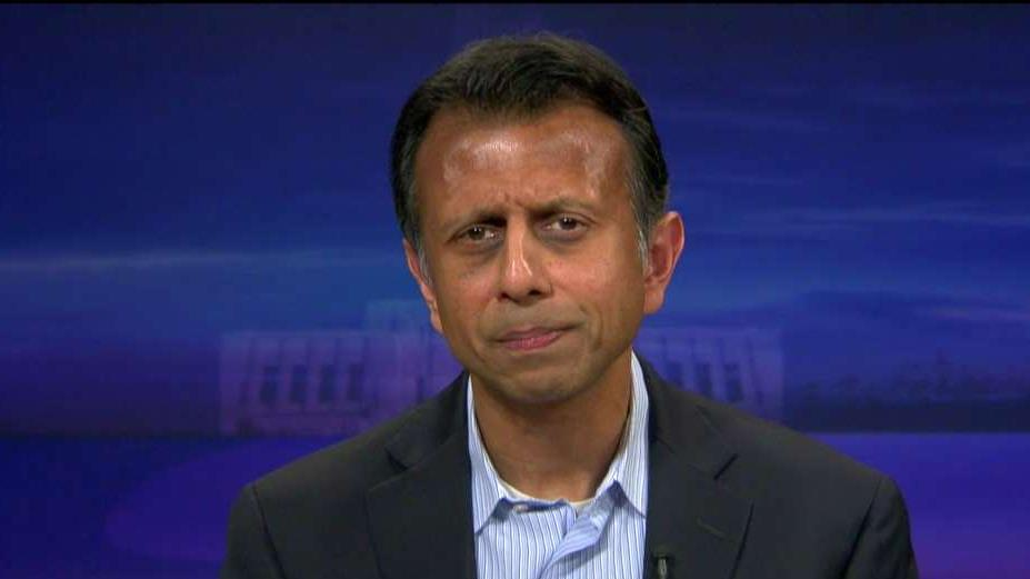 Former Louisiana Gov. Bobby Jindal says 'more transparency in pricing' would reduce the cost of health care in the U.S. FOX Business' David Asman, CEO of 1 Empire Group John Burnett, former investment banker Carol Roth and former Obama economic adviser Robert Wolf respond.