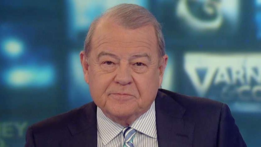 FOX Business' Stuart Varney on Bernie Sanders' stance in the 2020 race and his problem with policy.