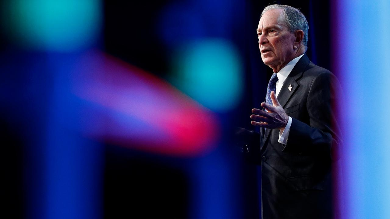 Fox News contributor and WSJ columnist Bill McGurn discusses presidential candidate Michael Bloomberg and his impact on the 2020 Democratic presidential field.