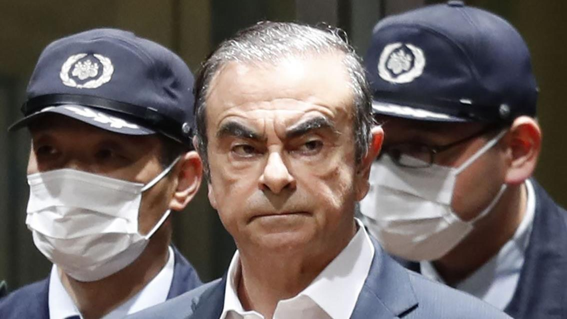 Former Nissan CEO Carlos Ghosn discusses the people included in the plot against him.
