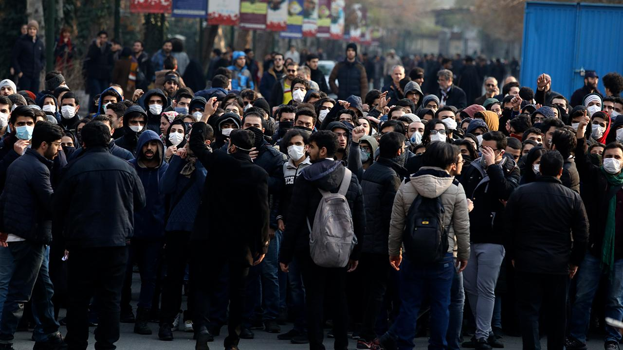 Fox News military analyst and retired Col. David Hunt gives his insights on Iranian protests and the aftermath of the U.S. killing Iran's top general.