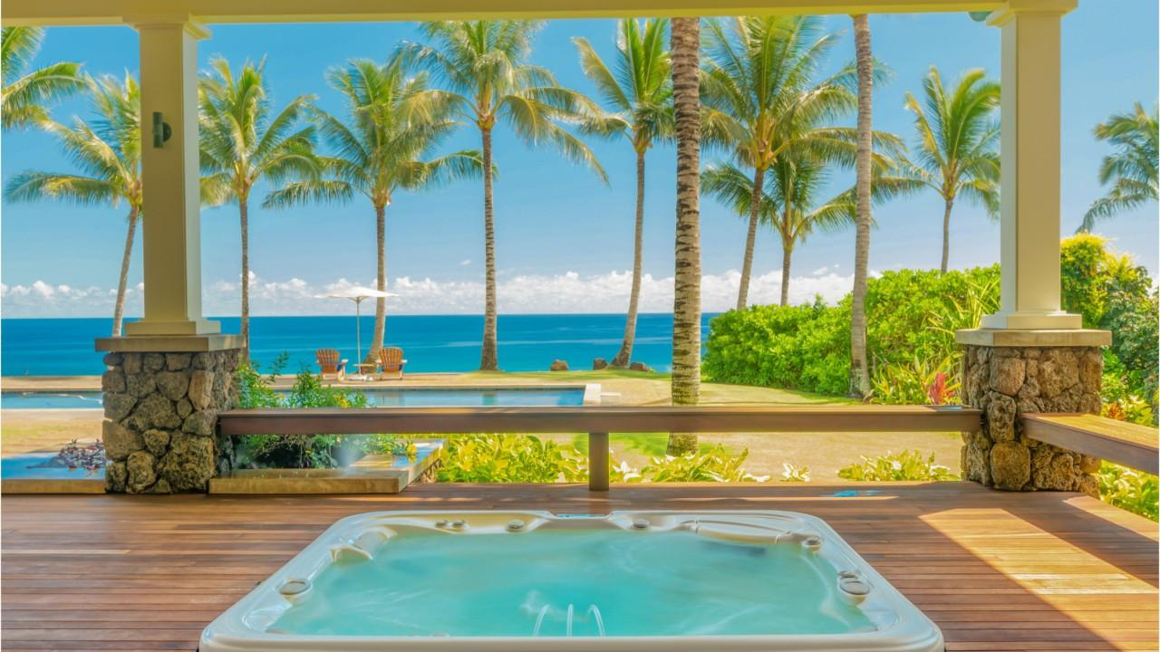 For a cool $8 million, you can buy CrossFit co-founder and CEO Greg Glassman's 11-acre property on the island of Kauai.
