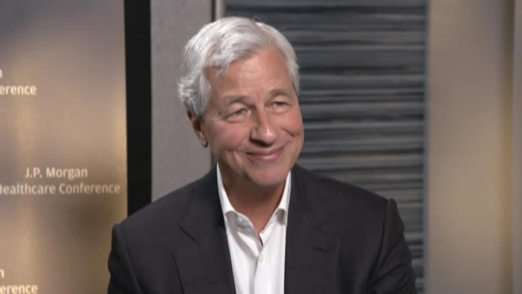 JPMorgan Chase CEO Jamie Dimon said de-coupling might need to happen between China and America 'for security purposes.'